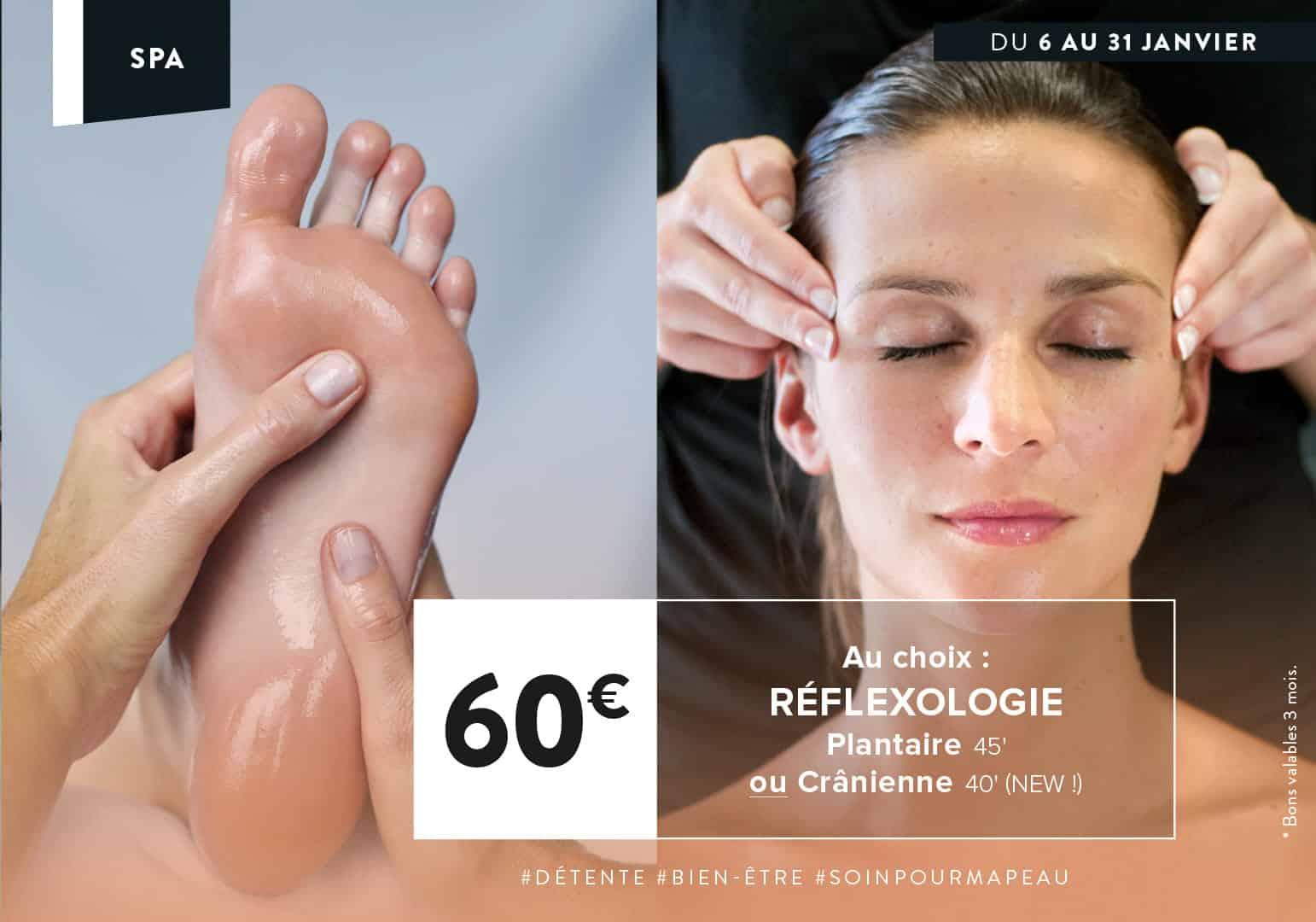 Reflexologie Plantaire ou cranienne à Rennes