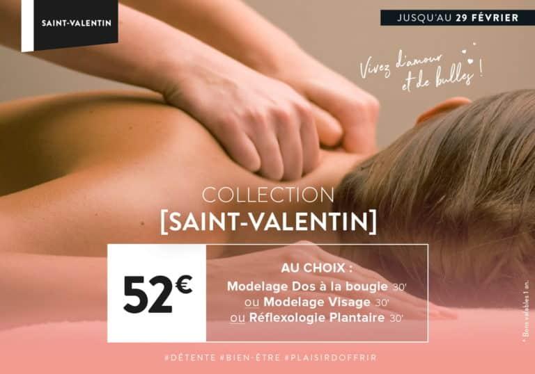 Offre SAint-Valentin à Rennes