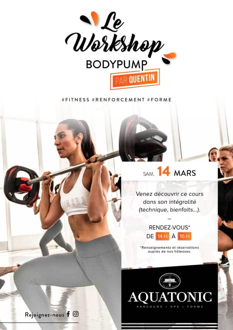 workshop bodypump