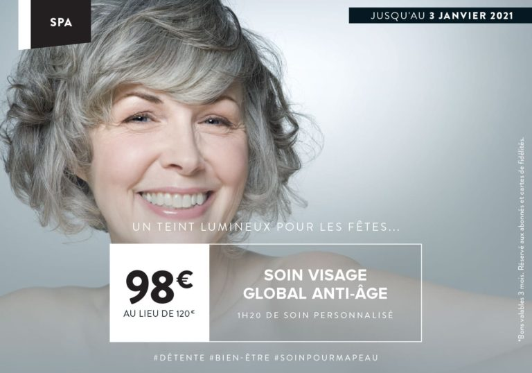 Soin Visage Global anti-Age