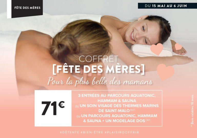 Coffre cadeau Fete des mères à Rennes
