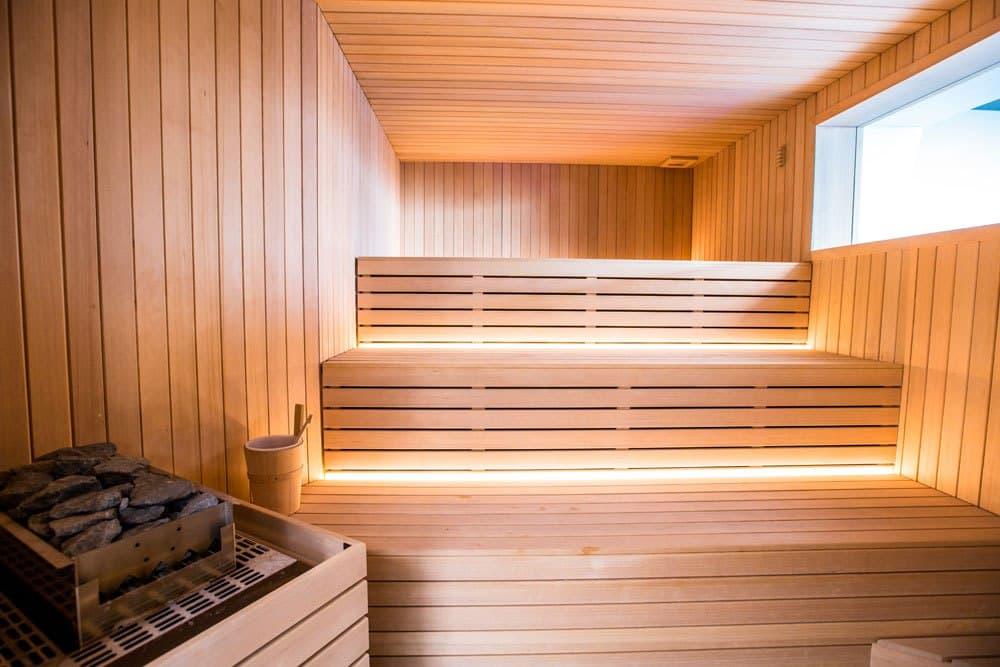 Sauna à nantes