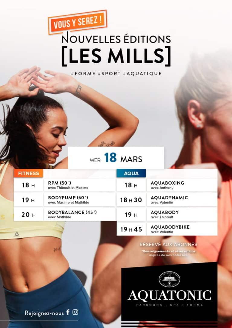 Les Mills à Nantes