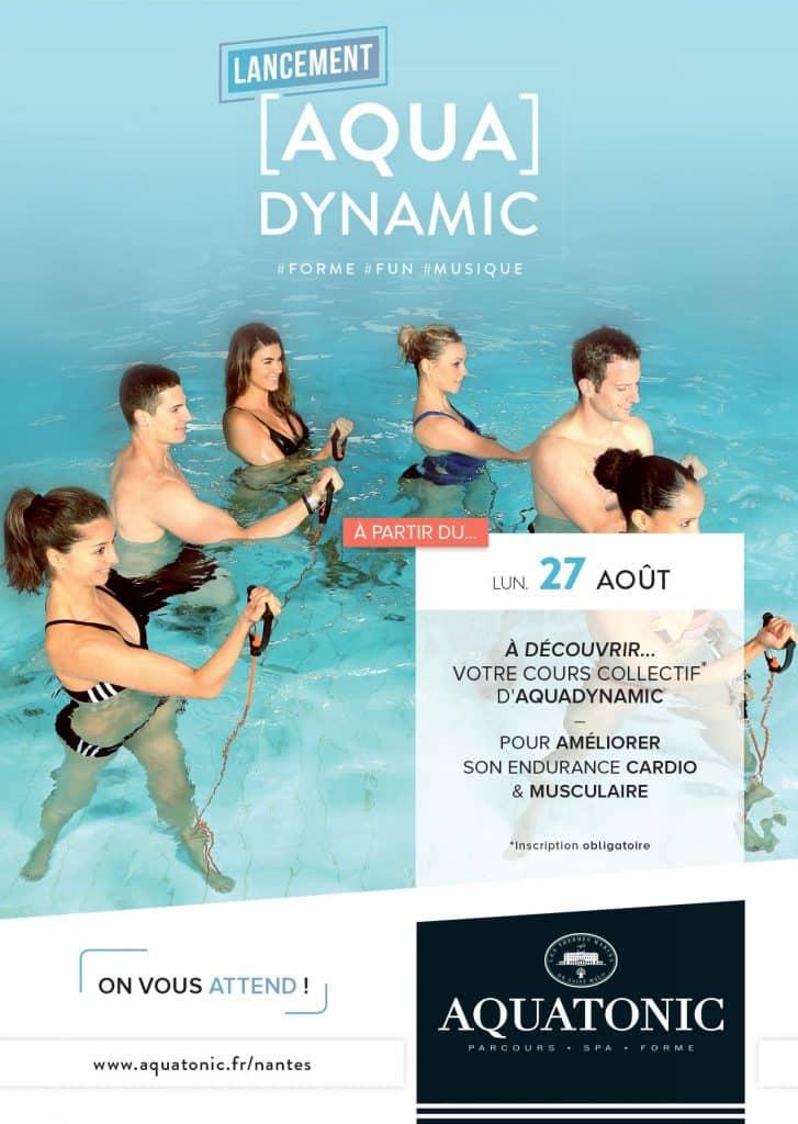 Nouveauté : Aqua Dynamic à Nantes