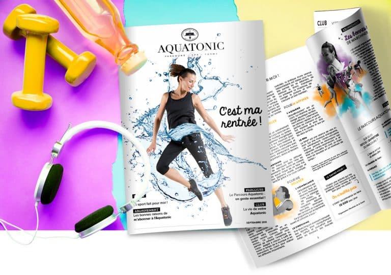 Magazine Aquatonic