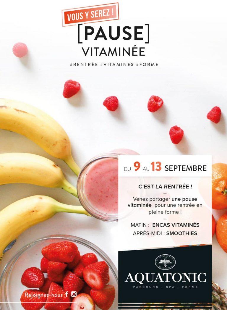 Pause vitaminée à Nntes