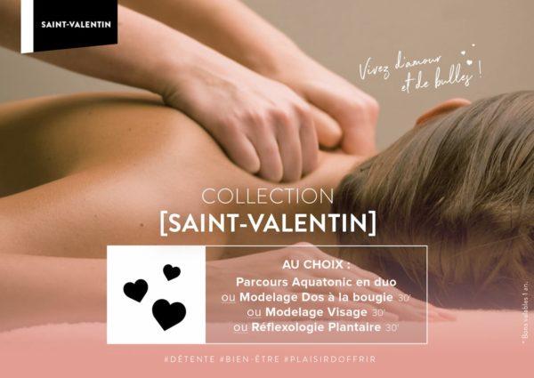 Offre Spa Saint-Valentin à NANTES !