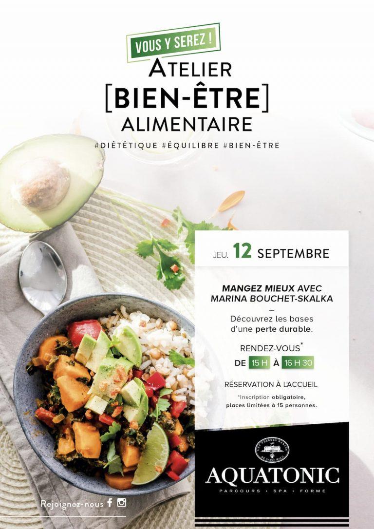 Atelier Bien-être alimentaire à Nantes