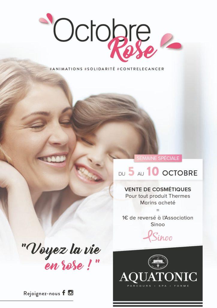 Octobre Rose à Nantes