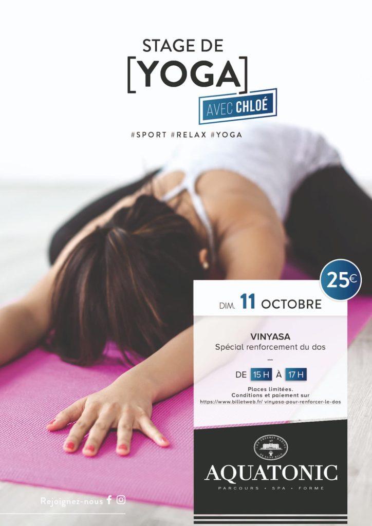 Cours de yoga Nantes