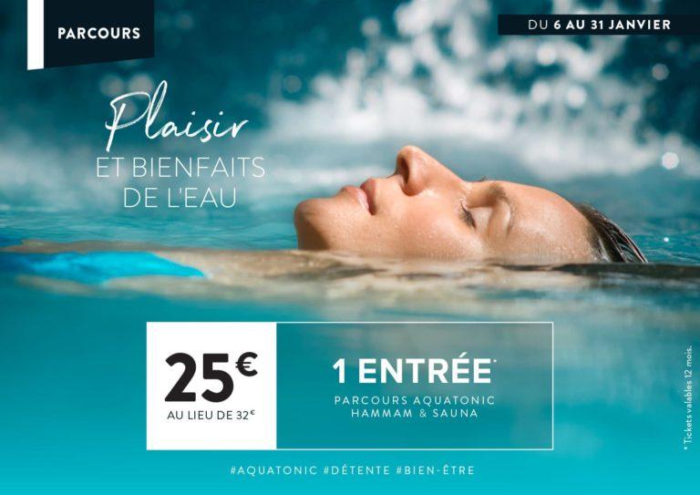 Offre Aquatonic à Nantes