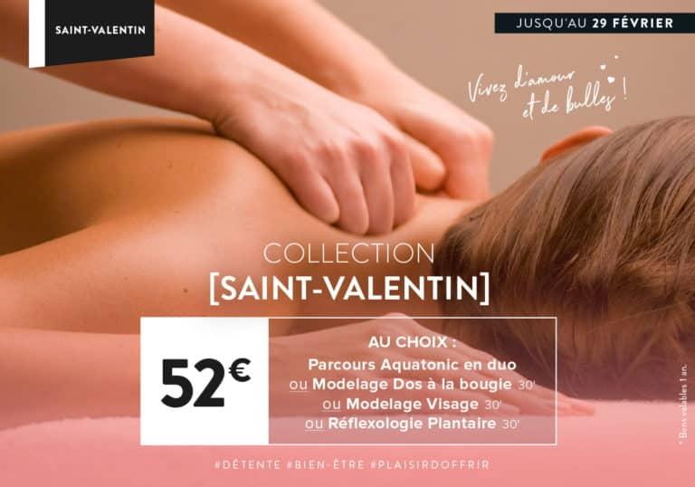 Offre Spa Saint-Valentin à Nantes