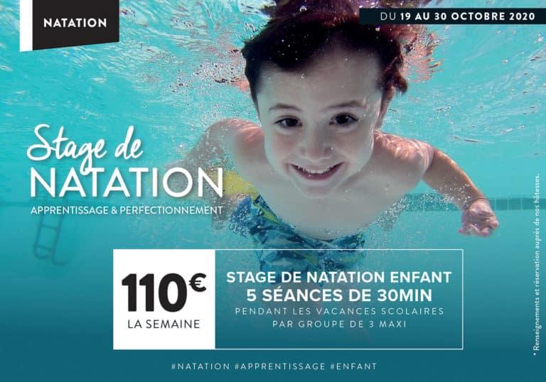 cours de natation Nantes