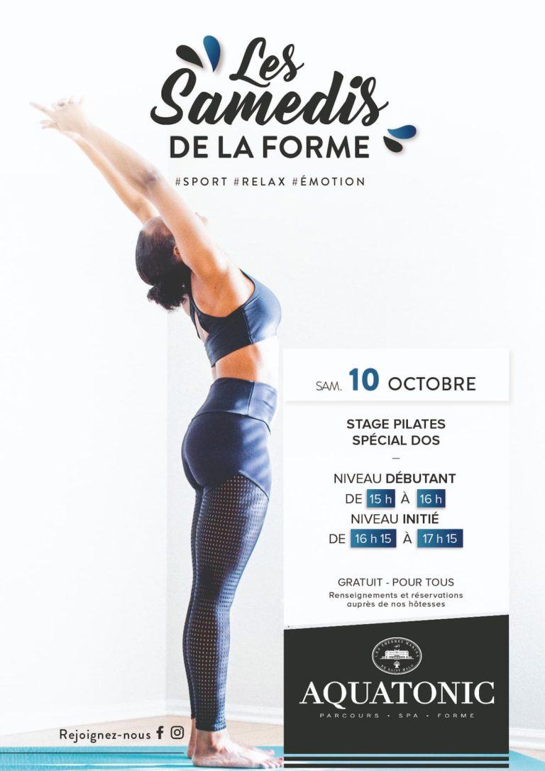 cours de pilates à Nantes