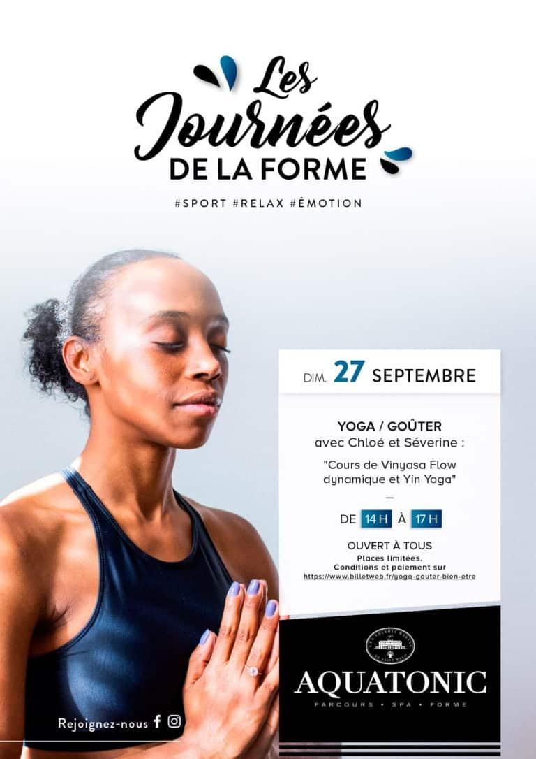 Yoga le 27 septembre