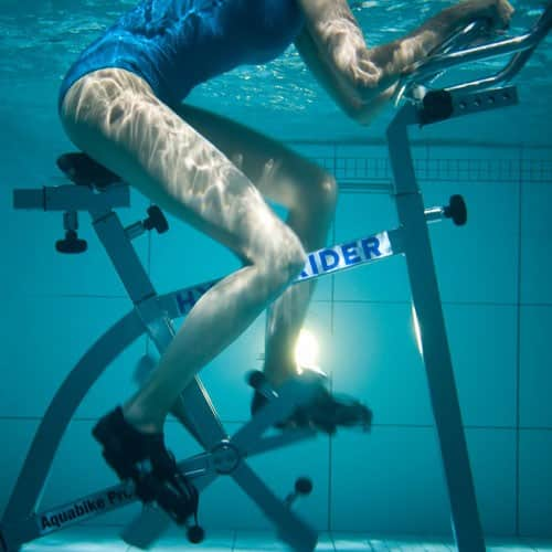 Cours d'aquacycling