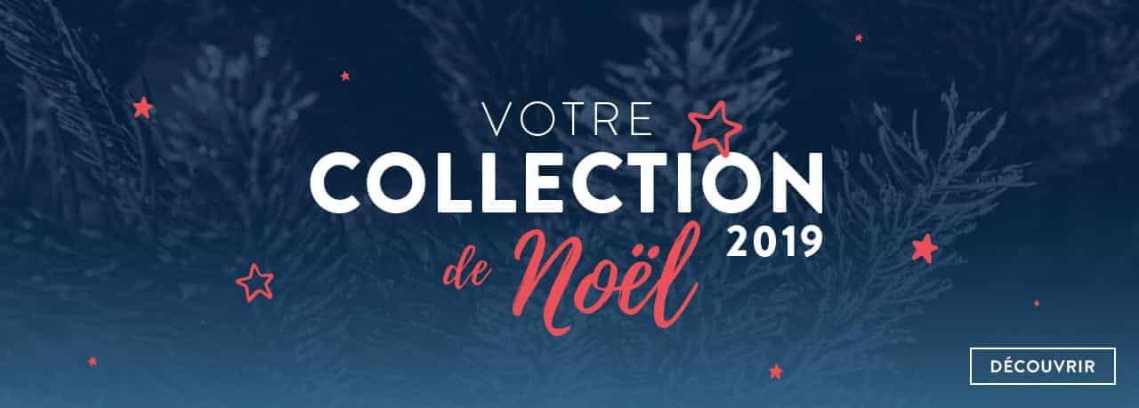 Collection cadeau de Noel Paris