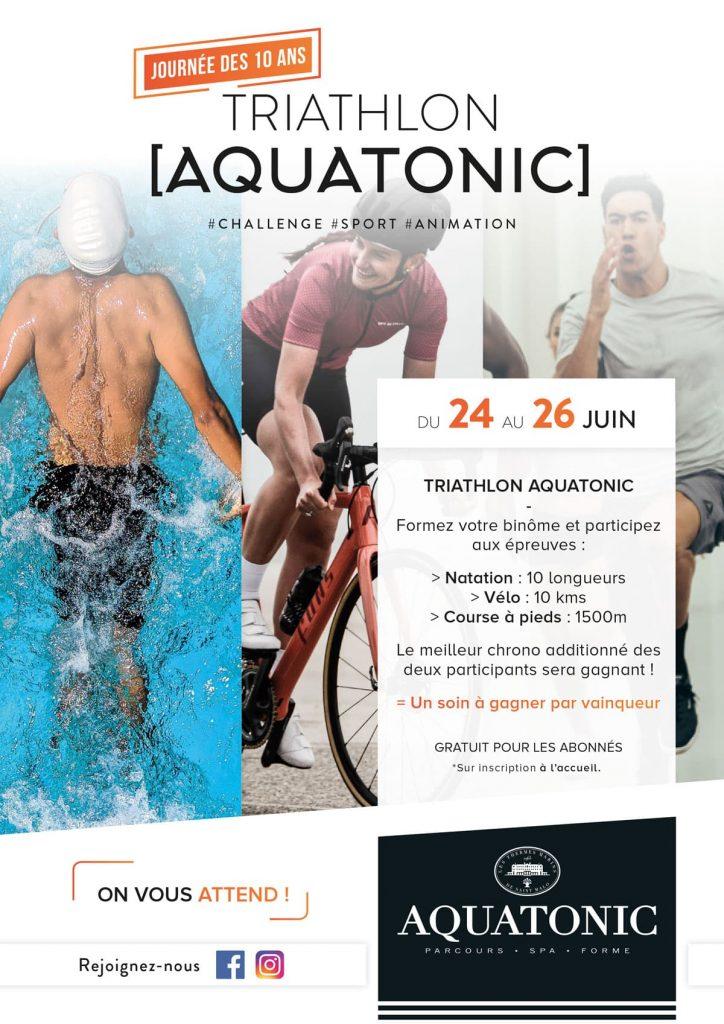 Triathlon Aquatonic