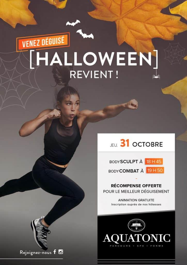 Halloween revient : venez déguisé le 31 octobre