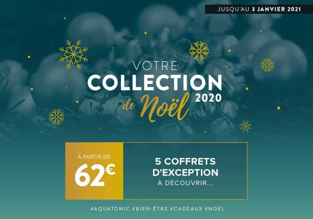 Collection cadeau de Noel à Paris Val d'Europe