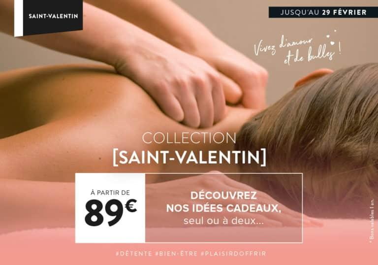 Offre Spa Saint-Valentin à Montevrain