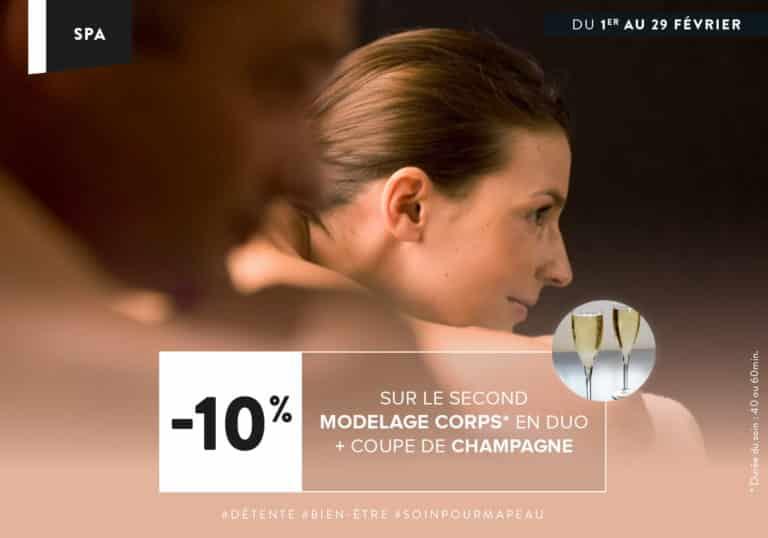 -10% sur un soisn en DUO à Montevrain !