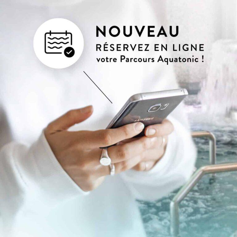 Réserver la PArcours Aquatonic à Paris